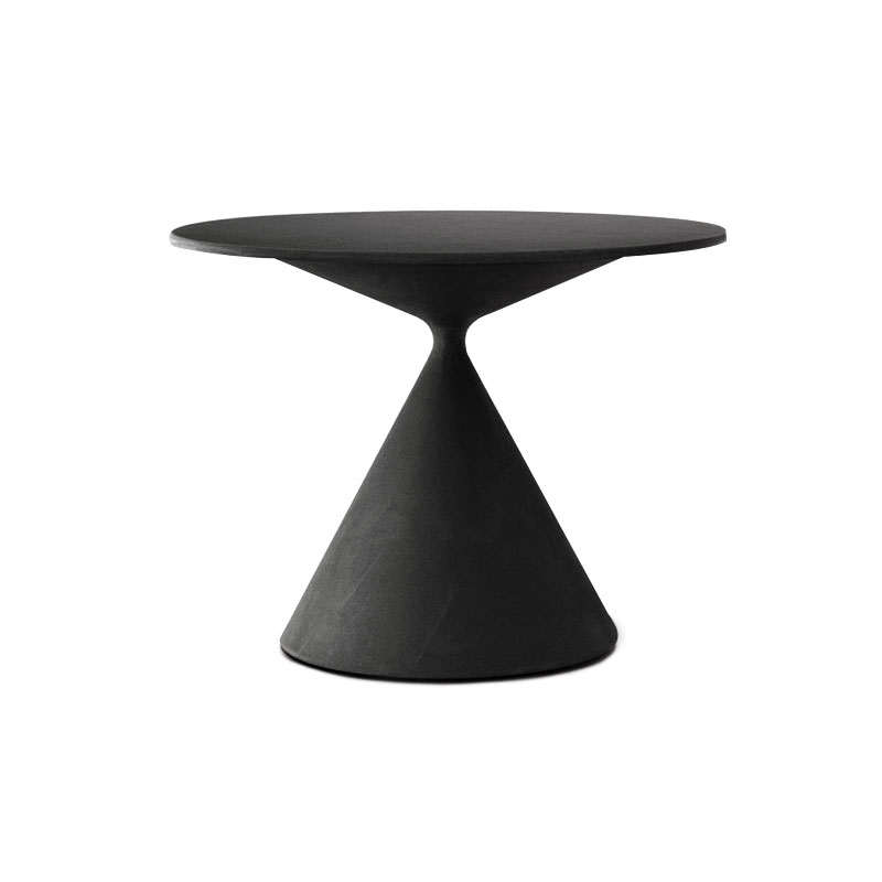 Desalto Mini Clay Round Ø50cm Side Table by Marc Krusin Olson and Baker - Designer & Contemporary Sofas, Furniture - Olson and Baker showcases original designs from authentic, designer brands. Buy contemporary furniture, lighting, storage, sofas & chairs at Olson + Baker.