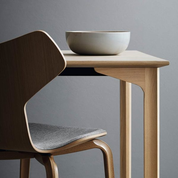 Fritz-Hansen-Grand-Prix-Chair-with-Wood-Legs-by-Arne-Jacobsen-3 Olson and Baker - Designer & Contemporary Sofas, Furniture - Olson and Baker showcases original designs from authentic, designer brands. Buy contemporary furniture, lighting, storage, sofas & chairs at Olson + Baker.