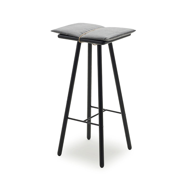 Skagerak Georg High Bar Stool by Chris L. Halstrøm Olson and Baker - Designer & Contemporary Sofas, Furniture - Olson and Baker showcases original designs from authentic, designer brands. Buy contemporary furniture, lighting, storage, sofas & chairs at Olson + Baker.