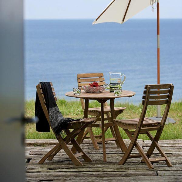 Vendia Ø75cm Round Dining Table