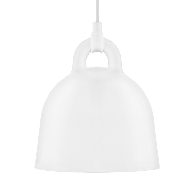 Normann Copenhagen Bell Pendant Light by Andreas Lund & Jacob Rudbeck Olson and Baker - Designer & Contemporary Sofas, Furniture - Olson and Baker showcases original designs from authentic, designer brands. Buy contemporary furniture, lighting, storage, sofas & chairs at Olson + Baker.