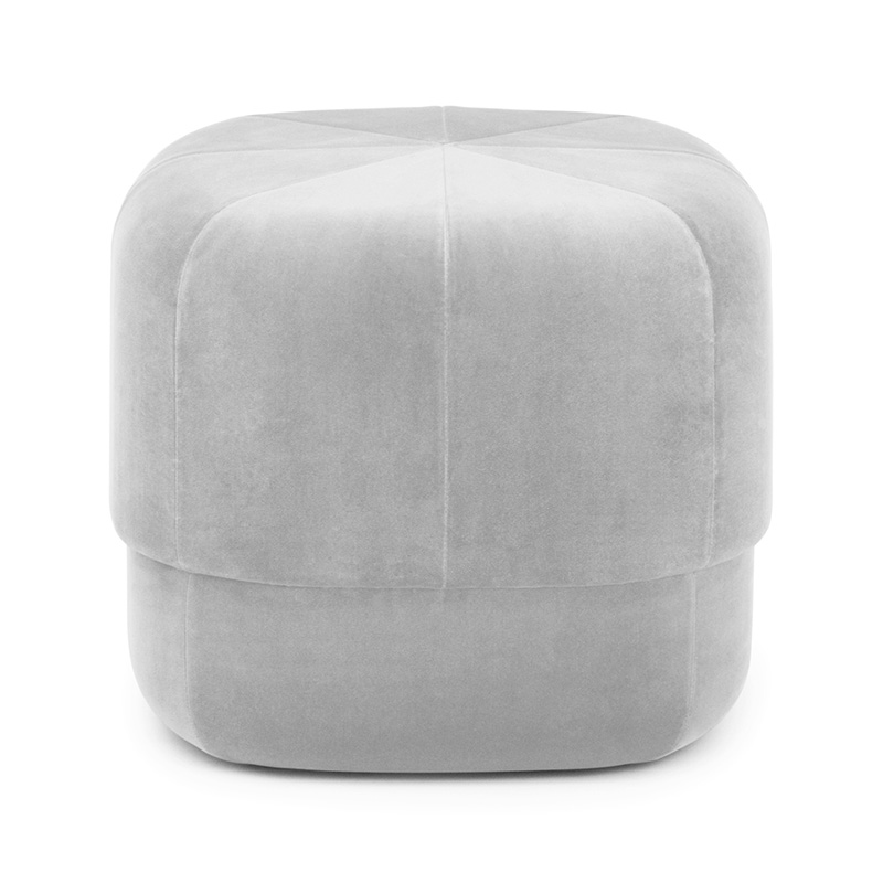 Normann Copenhagen Circus Pouf by Simon Legald Olson and Baker - Designer & Contemporary Sofas, Furniture - Olson and Baker showcases original designs from authentic, designer brands. Buy contemporary furniture, lighting, storage, sofas & chairs at Olson + Baker.