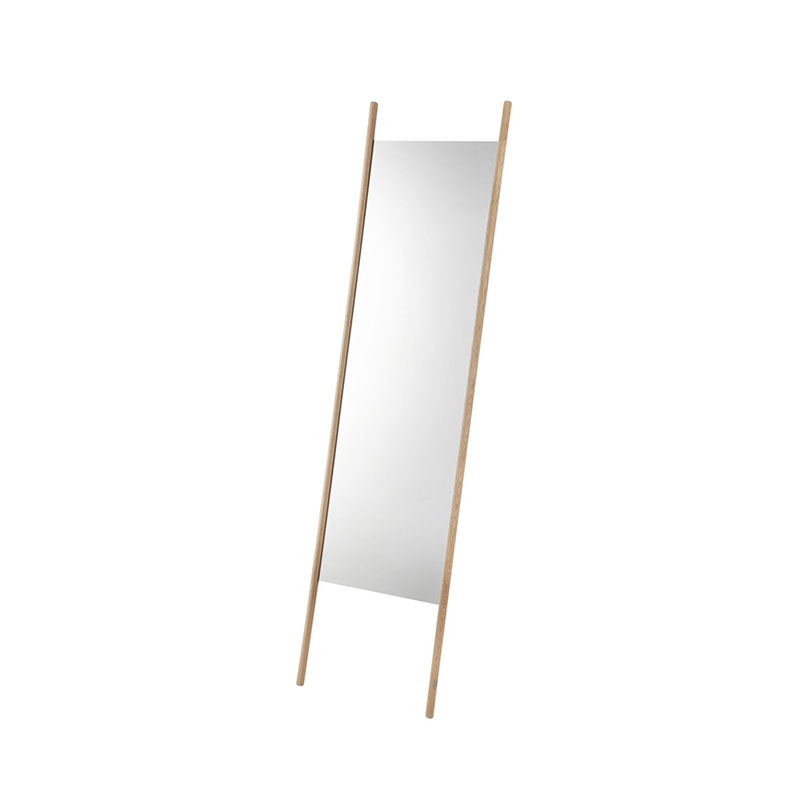 Skagerak Georg Mirror by Chris L. Halstrøm Olson and Baker - Designer & Contemporary Sofas, Furniture - Olson and Baker showcases original designs from authentic, designer brands. Buy contemporary furniture, lighting, storage, sofas & chairs at Olson + Baker.