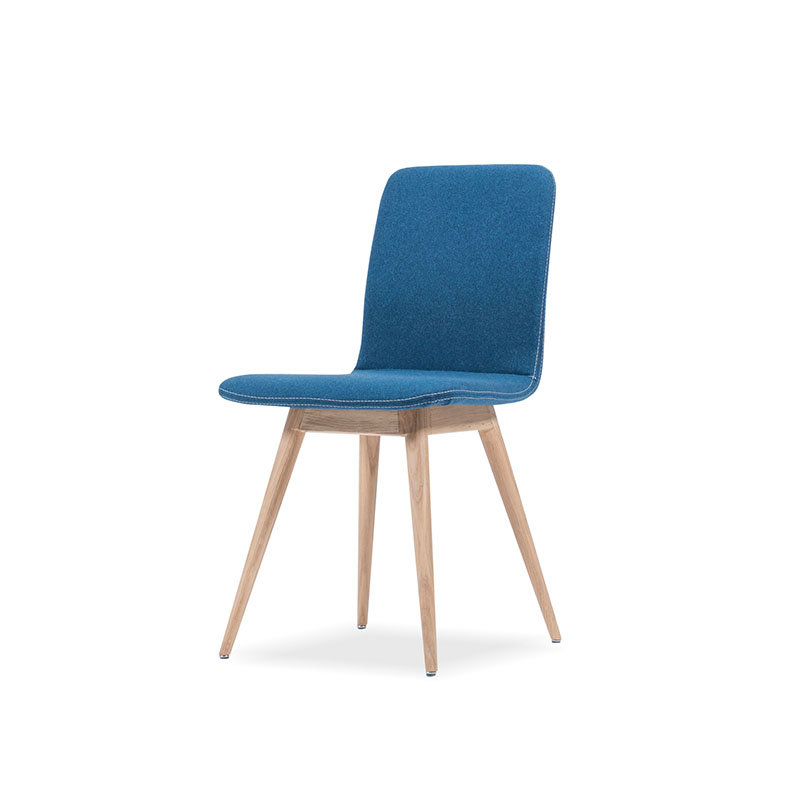 Gazzda Ena Chair by Salih Teskeredzic Olson and Baker - Designer & Contemporary Sofas, Furniture - Olson and Baker showcases original designs from authentic, designer brands. Buy contemporary furniture, lighting, storage, sofas & chairs at Olson + Baker.