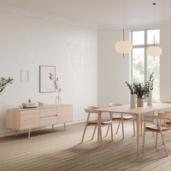 Fawn Rectangular Dining Table