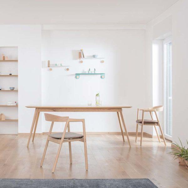 Stafa Rectangular Dining Table