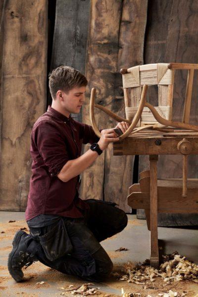 Wishbone Chair original